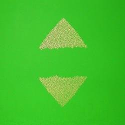 Atopique (2) - 2000 - 180x180 cm