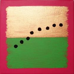 Le Pas du Sage (21) - 2007 - 20x20 cm