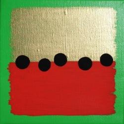 Le Pas du Sage (13) - 2007 - 20x20 cm