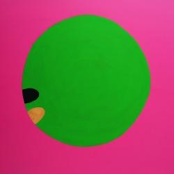 Simple Chaud - 2001 - 190x160 cm