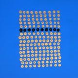 Algorithme (8) - 2001 - 50x65 cm
