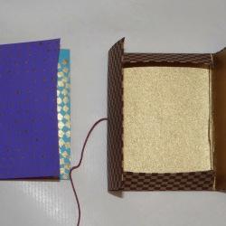 Damier - 2012 - 9x7 cm - 3 pages