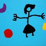 Pelouse Danse - 1998 - 35x27cm
