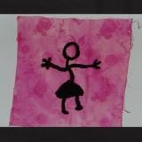 Pelouse Soie - 1998 - 50x65cm sur papier