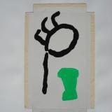 Talisman - 1995 - 65x50cm sur papier