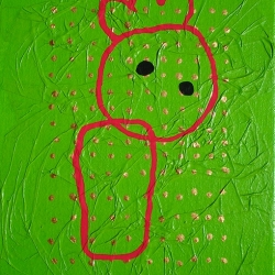 Libre Toujours II - 2008 - 22x16 cm