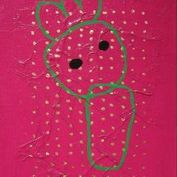 Cantique Silence IX - 2008 - 22x16 cm