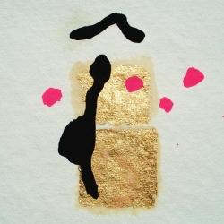 Urne Fleur - 1998 - 25x22 cm