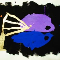 Initiations - 1997 - 50x65  cm