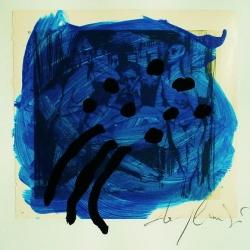 Le Secret des oiseaux - 1996 - 50x65 cm