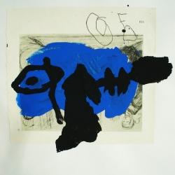 Initiations - 1996 - 65x50 cm