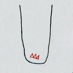 Puissance 3 - 1987 - 200x180 cm