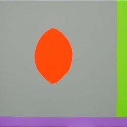 Simple Chaud (9) - 2001 - 50x50 cm