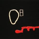 Australopithèque - 1987 - 35x27 cm